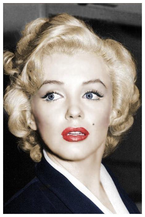 Marilyn Monroe Inspired Makeup Pearlsnheels